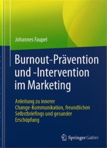 Burnout-Prävention und -Intervention Faupel Springer Gabler