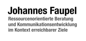 Johannes Faupel – systemische Beratung und Marketing Frankfurt
